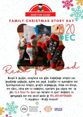 Family Christmas Story Day