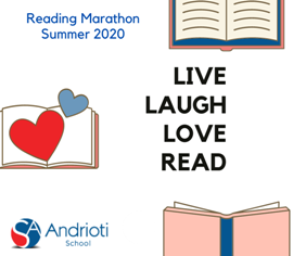 Reading Marathon Summer 2020