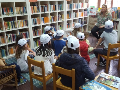 Story Day Bilinguals 2018