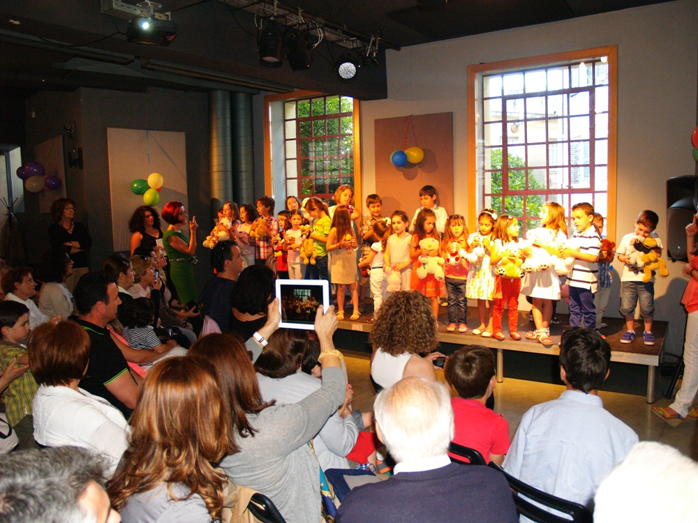 PLay 'n' Learn Event | Εκδήλωση 2012